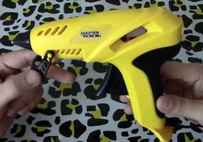 Преимущества клеевого пистолета MASTER TOOL 42-0503