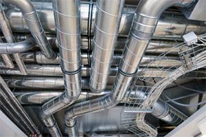 Что такое круглые воздуховоды?