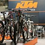 Фирма КТМ на Женевском автосалоне