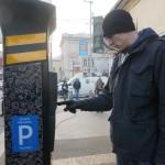 Где можно найти парковку в Питере?