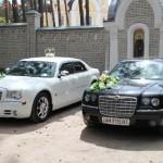 Аренда свадебного авто