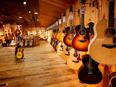 Особенности выбора гитары
