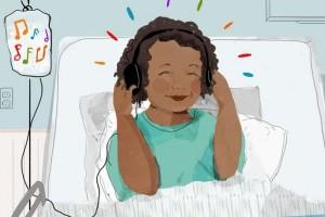 Музыка как лекарство от депрессии и боли